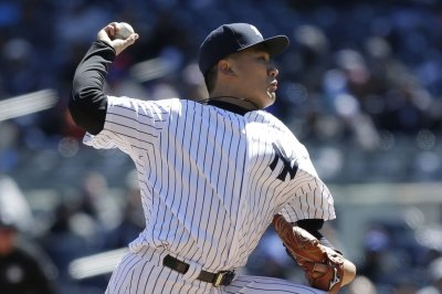 New York Yankees edge St. Louis Cardinals for fifth straight win