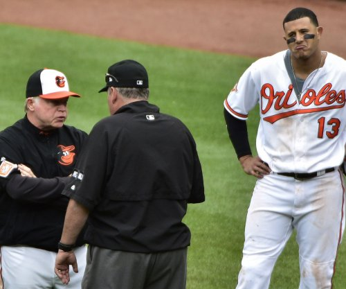 Boston Red Sox' Matt Barnes suspended 4 games for throwing at Baltimore Orioles' Manny Machado