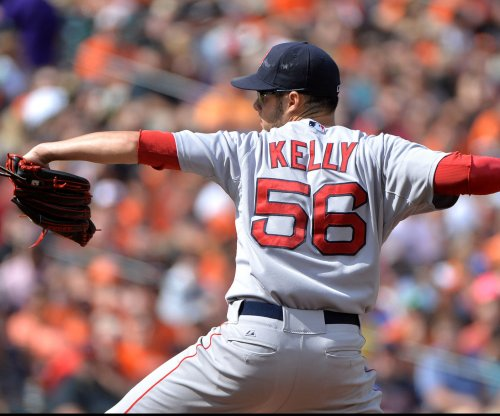 MLB: Boston Red Sox place Joe Kelly on DL