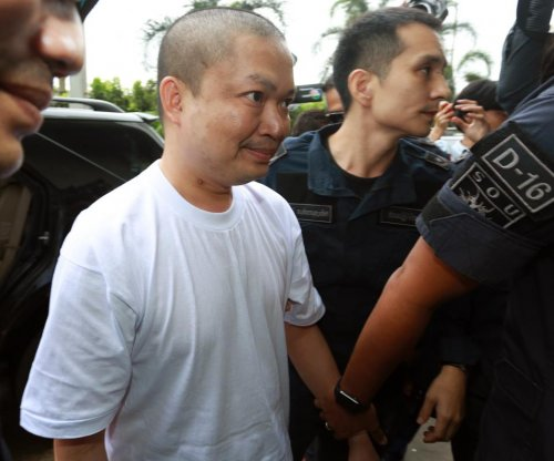 Extradited Thai monk accused of sex with minor