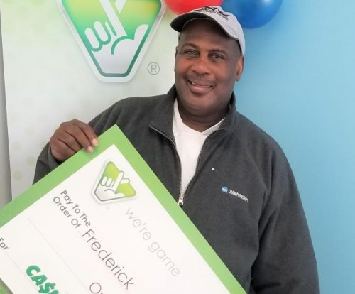 Man wins $100,000 with lottery numbers from wife's dream