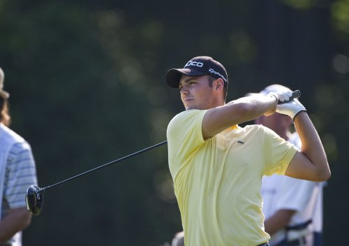 Kaymer passes faltering Canizares in Paris