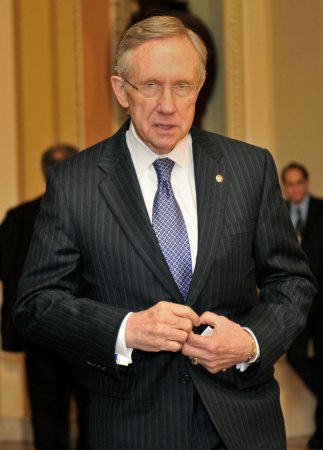 Black Caucus leader accepts Reid's apology