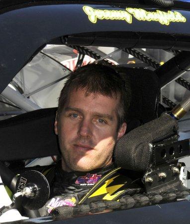 NASCAR's Mayfield fighting meth suspension