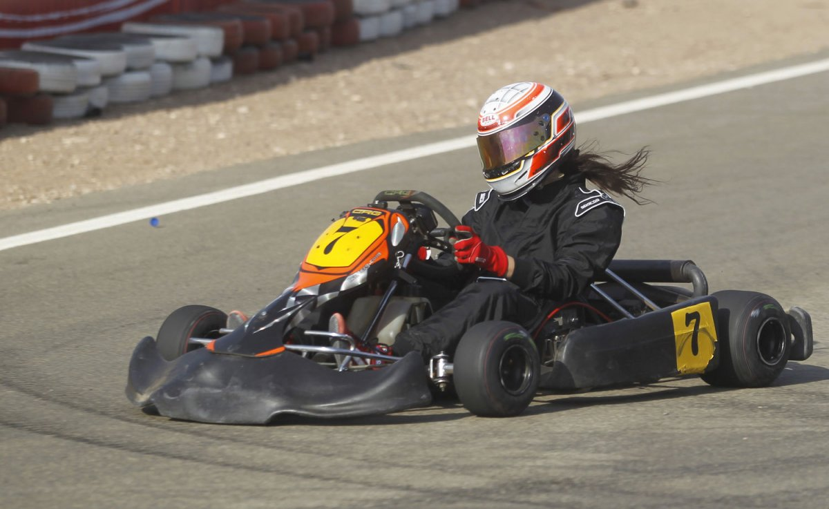 14-year-old Texas girl killed racing go-karts - UPI.com
