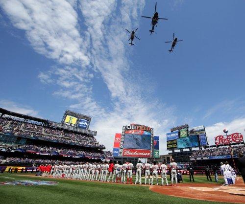 Philadelphia Phillies turn to Harang in New York Mets' home opener