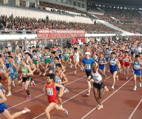 North Korea bans foreign runners from Pyongyang Marathon