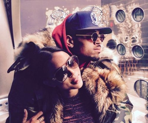 Karrueche Tran announces split from Chris Brown after baby reports