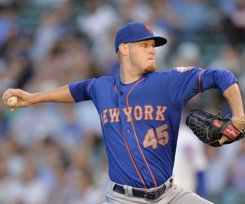 New York Mets' Wheeler has torn UCL