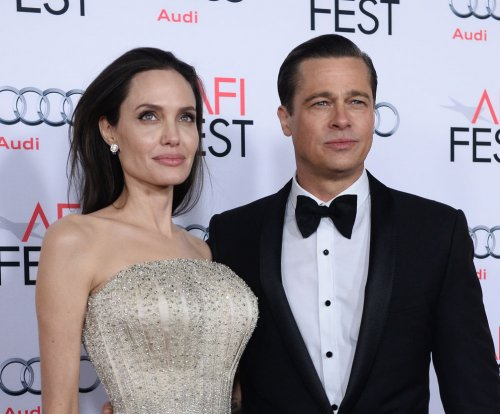 Angelina Jolie says sex scenes with Brad Pitt were awkward