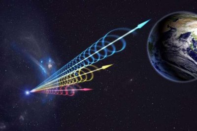 Scientists uncover first detailed record of fast radio burst
