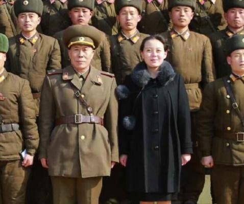 Kim Jong Un's sister Kim Yo Jong on U.S. blacklist for propaganda, censorship