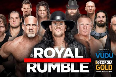WWE Royal Rumble Randy Orton is victorious, John Cena battles AJ Styles