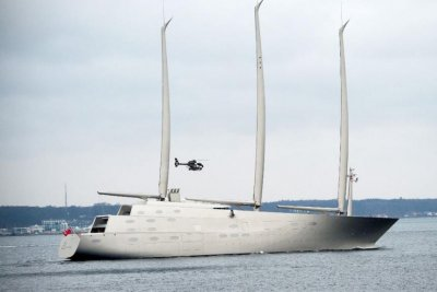 British territory seizes Russian billionaire's super-yacht