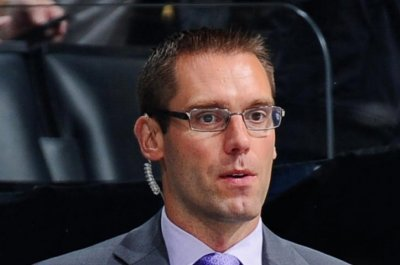 NHL: Buffalo Sabres name Chris Hajt as assistant coach
