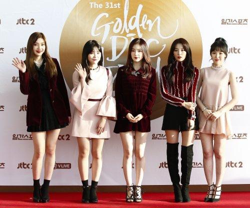 Red Velvet tops Billboard World chart with new album