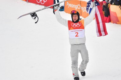 Shaun White wins USA's 100th gold medal in Winter Games history