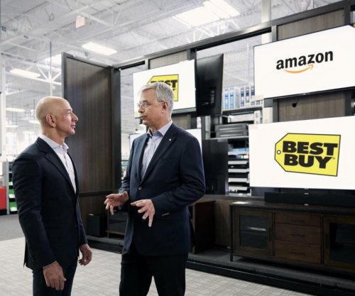 Amazon, Best Buy partner to sell Fire smart TVs