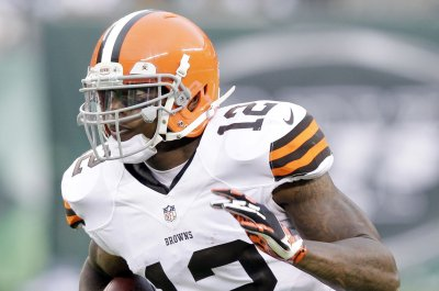 Josh Gordon: Cleveland Browns receivers 'best' in league