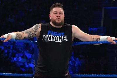 WWE Smackdown: Kevin Owens returns, becomes No. 1 contender