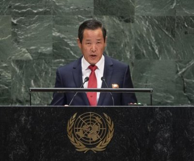 North Korea envoy to U.N. denounces IAEA findings on nuclear power