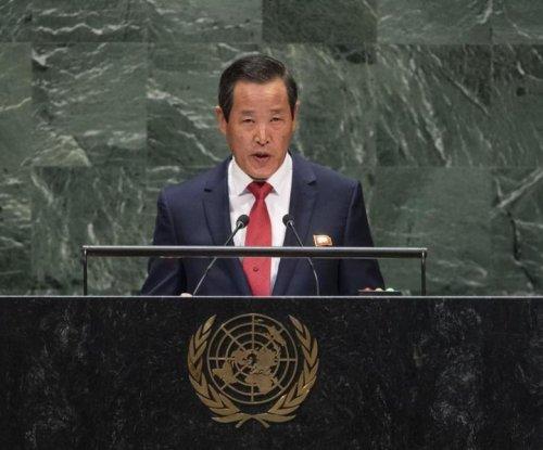 North Korea envoy to U.N. denounces IAEA findings on nuclear power