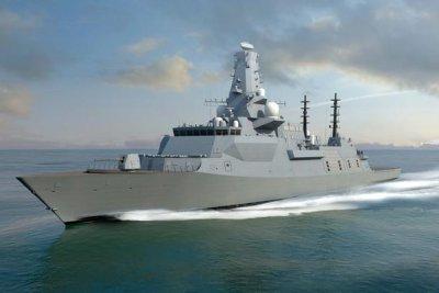 Prince William kicks off construction on British anti-submarine warship