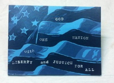 George Zimmerman painting set to sell on eBay for almost $100K