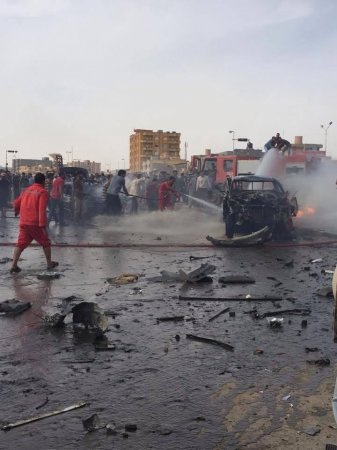 Bombings in Libyan cities kill at least seven