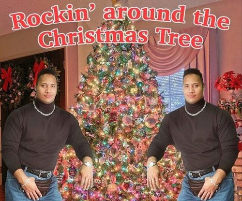 Dwayne 'The Rock' Johnson shares 'rockin' Christmas card