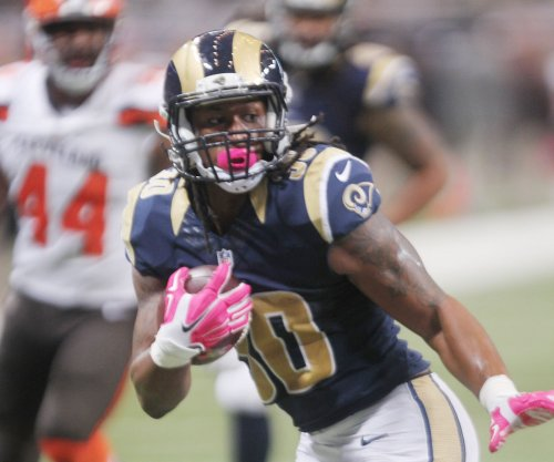 St. Louis Rams ride Todd Gurley to win over Browns, get to 3-3