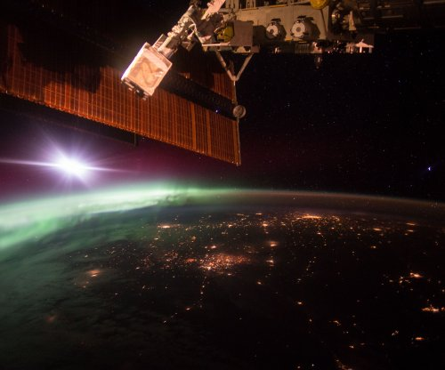 Space station power short circuits, system repairs needed