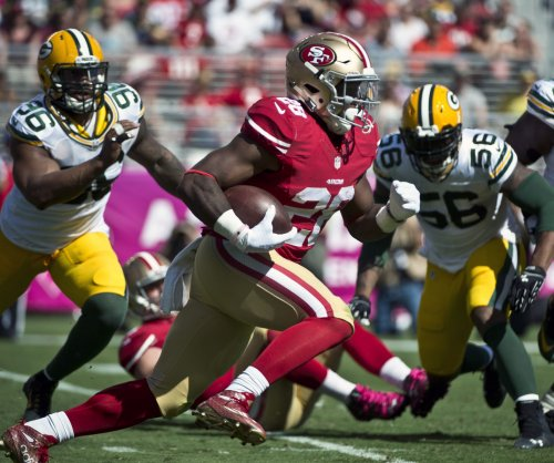 "Trent Baalke: San Francisco 49ers' Carlos Hyde ""ideal"" for Chip Kelly"