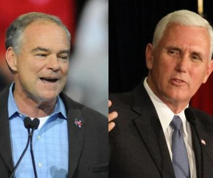 Vice presidential debate: How to watch, what to expect when Mike Pence, Tim Kaine face off