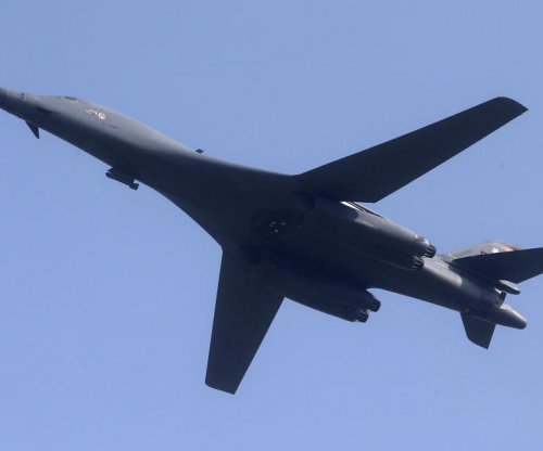 North Korea says U.S. deployed supersonic bomber five times