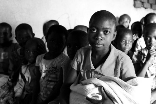 Children with HIV in sub-Saharan Africa remain undiagnosed