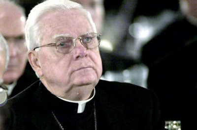 Cardinal Bernard Law, archbishop at center of Catholic sex scandal, dies at 86