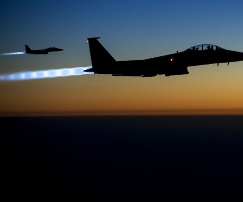 U.S. details continued military strikes against IS in Syria, Iraq