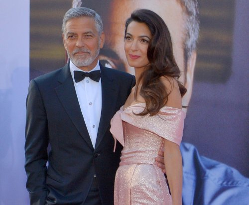 George Clooney involved in scooter crash, briefly hospitalized