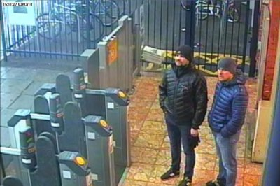 Moscow questions whether Skripal poisoning suspects are Russian