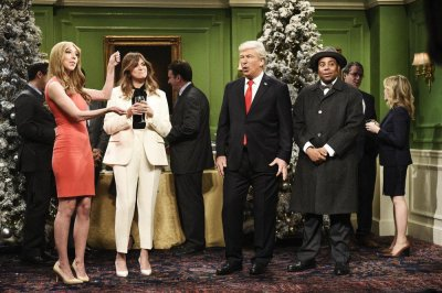 President Trump tweets 'SNL' is part of 'Democrat spin machine'