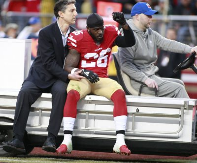 Super Bowl LIV: 49ers RB Tevin Coleman has dislocated shoulder