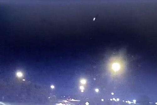 Flash of light seen over the East Coast likely a meteor, experts say