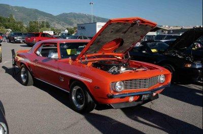 Virginia man finds stolen 1969 Camaro after 17 years