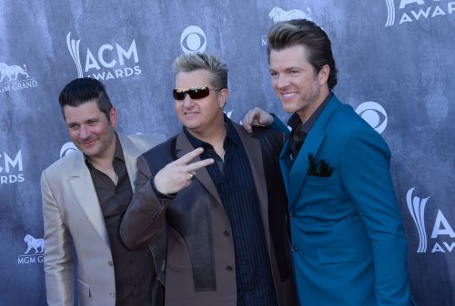 Rascal Flatts admits to lip-syncing at at ACM Awards