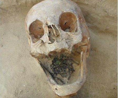 "Researchers: Polish ""vampire graves"" contain cholera victims"
