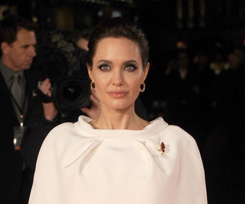 Angelina Jolie is sidelined by chicken pox