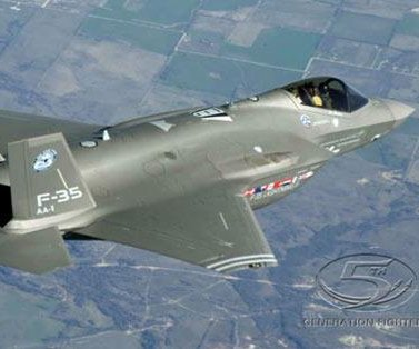 Australia touts industry's contribution to F-35 program