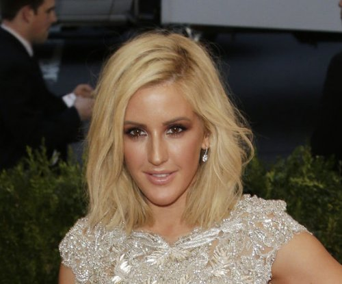 Ellie Goulding says she never dated Ed Sheeran