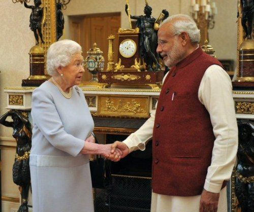 Modi visits Buckingham Palace after signing civil nuclear agreement